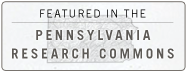 Logo of Pennsylvania Research Commons