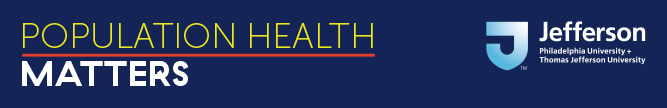 Population Health Matters (Formerly Health Policy Newsletter)
