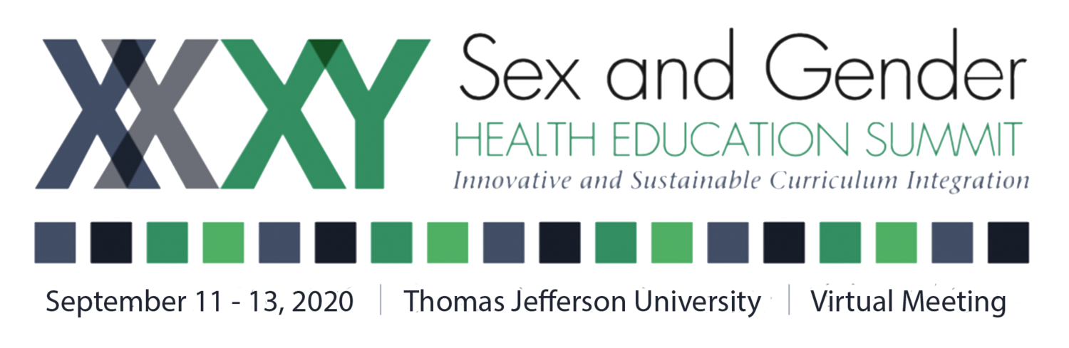 Sex and Gender Health Education Summit 2020 – Virtual Meeting