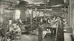 Weave Room, Philadelphia Textile School