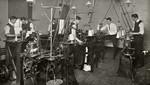 View in Knitting Department, Philadelphia Textile School