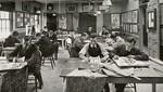 Class Room for Figured Designing, Philadelphia Textile School