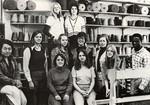 Freshmen Fabric Design Students, Philadelphia College of Textiles & Science