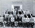 Phi Psi Textile Fraternity Members, Philadelphia Textile Institute