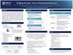 Bridging the Gaps: Team 6 Hotspotting Experience by Sean O'Sullivan, Rebecca Schuck, Sean Tonnesen, Gabrielle Sallade, Emily Osisek, and Avninder Ubhi