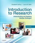 Introduction to research : understanding and applying multiple strategies by Laura N. Gitlin