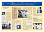 Dr. John H. Gibbon, Jr. and Jefferson's Heart-Lung Machine: Commemoration of the World's First Successful Bypass Surgery