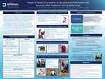 Impact of Spinal Cord Injuries on Occupational Performance and Successful Role Acquisition during Motherhood by Caitlin DeFrehn, BS, OTAS; Marie Quainoo, BA, OTAS; and Sara Loesche, MS, OTR/L, CHT