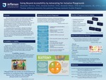 Going Beyond Accessibility by Advocating for Inclusive Playgrounds by Alexander Herrera, OTAS; Amanda Shoffner, OTAS; Kiondrah Wilson, OTAS; and Sara Loesche, MS, OTR/L, CHT