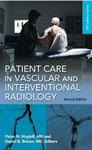 Patient care in vascular and interventional radiology