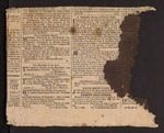 A Scroll of Sundries. Philadelphia. Novr. 17th 1825 By Griffith J. Scholl