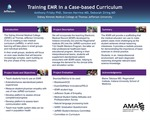 Training EMR in Case-Based Curriculum