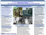 Community Nursing: Health Care Behind Closed Doors by Mary Bouchaud, PhD, RN and Mary Mangiaracina, MSN, RN, 2009 NLN