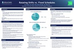 Rotating Shifts vs. Fixed Schedules by Sara Vallett, BA, BSN, RN and Dilek Reisoglu, BS, BSN, RN