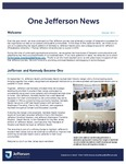 One Jefferson News October 2017 by Performance Excellence
