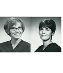 Kay Ellen Burdette Frank and Linda Lane Izquierdo