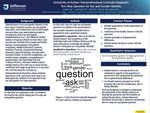 Inclusivity in Action: Interprofessional Curricula Integrates Two-Step Question for Sex and Gender Identity by N. Ankam, MD; A. B. Mitchell; K. A. Bell; R. Hass; and A. M. Lopez
