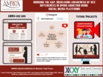 Bridging the gap: Increasing awareness of sex differences in opioid addiction using social media platforms by Yuwen Cheng, BA; N. Khatchadourianm MPH; J. Esguerra, MA; E. Seeley, BSE; Y. Abushukur; M. Feldman; E. Randall, BS; and C. Cheah, MD