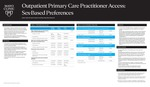 Outpatient Primary Care Practitioner Access: Sex-Based Preferences