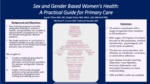 """""""Sex and Gender-Based Women's Health: A Practical Guide for Primary Care"""" - A Resource for Learning and Teaching by S. Tilstra, B. M. Dolan, J. L. Mitchell, M. P. Carson, and D. S. Kwolek"""