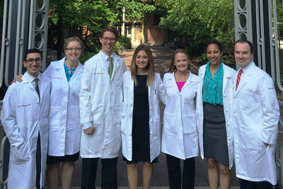 2016 Surgery Residents