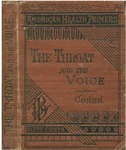 The Throat and The Voice: Cover, Frontismatter, Table of Contents, and Preface