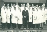 Medical Residents and Fellows - Jefferson 1959-1960