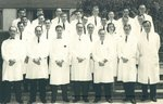 Medical Residents and Fellows - Jefferson 1960-1961