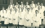 Medical Residents and Fellows - Jefferson 1961-1962