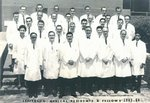 Medical Residents and Fellows - Jefferson 1963-1964