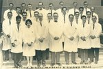 Medical Residents and Fellows - Jefferson 1964-1965