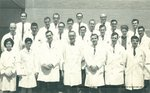 Medical Residents and Fellows - Jefferson 1967-1968